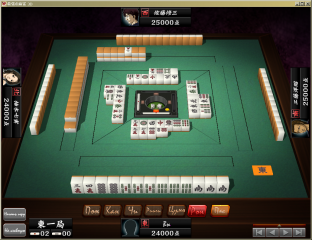 riichi-mahjong-saikyo-0-6-sanankou