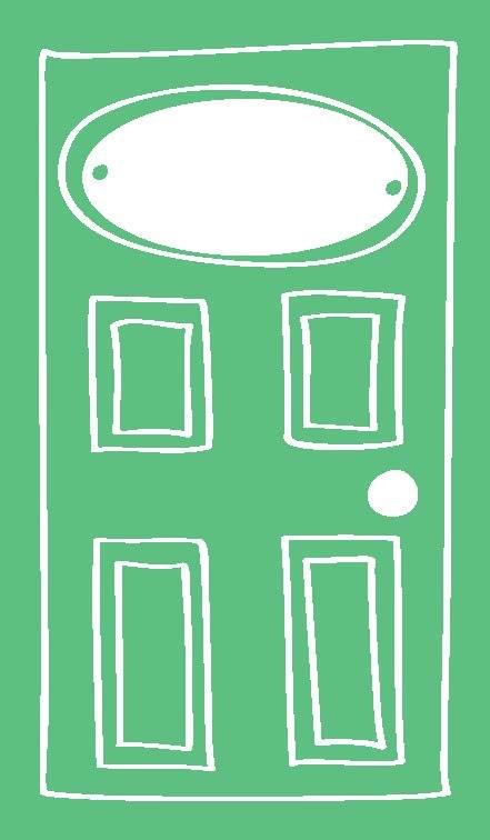 Cтраница предназначена для просмотра за зеленой дверью